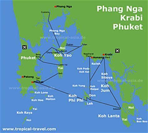Koh Yao noi und Koh Yao yai   Anreise, Wetter, beste ...