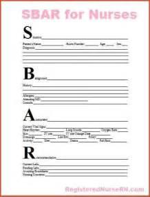 Sbar Template Word by Sbar Template Word 110714f3a2e43fa7c5b3709417f0182e Jpg