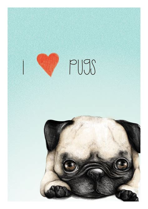 i pugs pugs by claramcallister things i