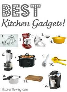 best kitchen gadgets its overflowing