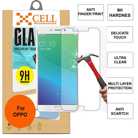 Tempered Glass Oppo R7 Original Jaspan T0210 1 tempered glass screen protector for oppo f1 r7 r7s r7 plus r9 ebay