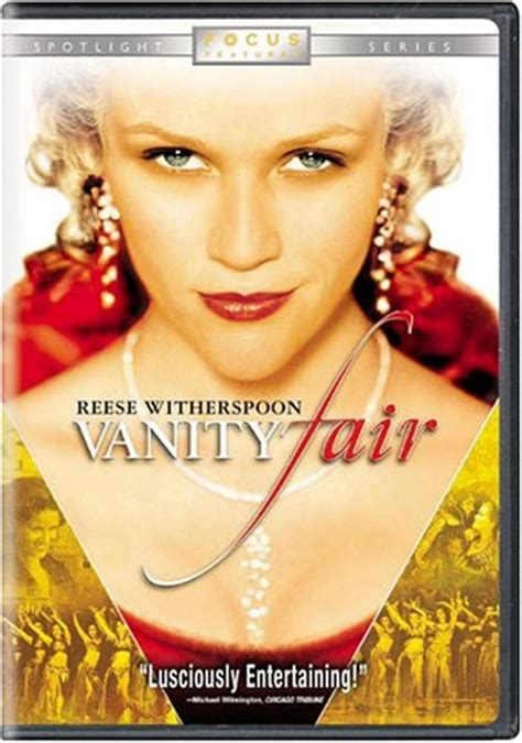 vanity fair 2004 dvd hd dvd fullscreen widescreen