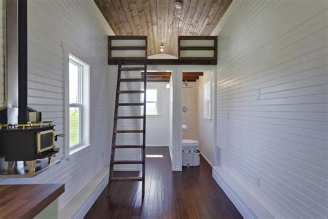 tiny house with loft the loft tiny house swoon