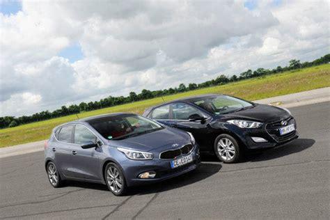 Kia Ceed Vs Hyundai I30 Which Korean Is The Better Choice I30 Vs Kia C Eed