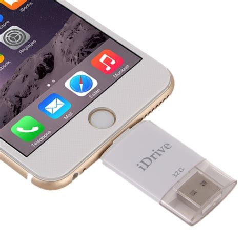 Ireader For Iphone 32gb 8 pin usb idrive ireader flash memory stick for