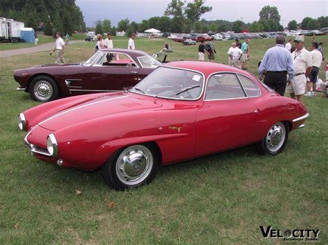 Alfa Romeo Sprint Speciale by Alfa Romeo Sprint Speciale 1959 Alfa Romeo Giulietta