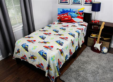 disney cars twin bedding set disney cars track twin sheet set mcqueen burn bed sheets