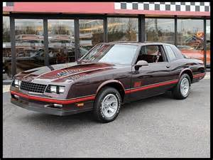 1987 chevrolet monte carlo ss aerocoupe now this is a