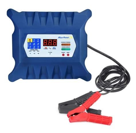 blue point battery charger bench top battery charger blue point 174