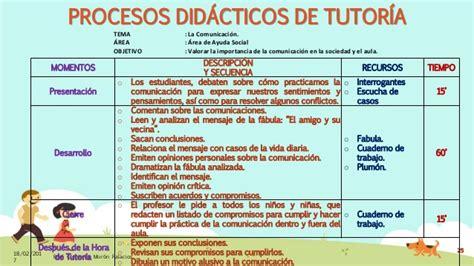procesos didacticos del area de religin planificaci 243 n curricular 2017
