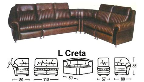 Sentra Furniture Sofa L Sabrina sofa l sentra type l creta daftar harga furniture dan