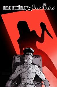 Morning Glories Volume 6 Tp comiclist image comics for 06 26 2013