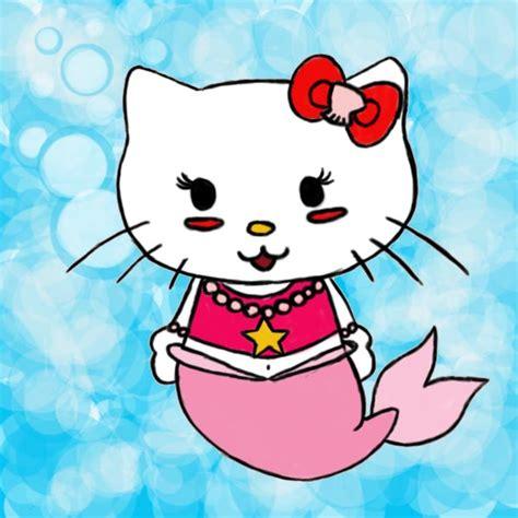 hello kitty mermaid wallpaper hello kitty mermaid by nightroseangel on deviantart