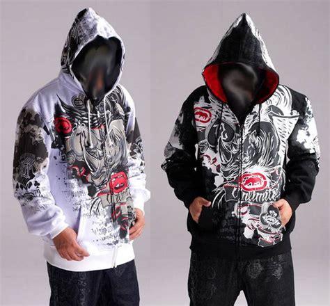 Hoodie Hip Hop new mens hoody hip hop jacket zip hoodie hooded streetwear