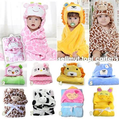 Selimut Topi Bayi supplier topi bayi dan anak di depok bekasi