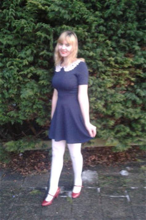 white tights black light pumps navy dresses white tights quot the prettiest