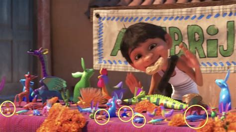 coco easter eggs easter eggs you missed in coco
