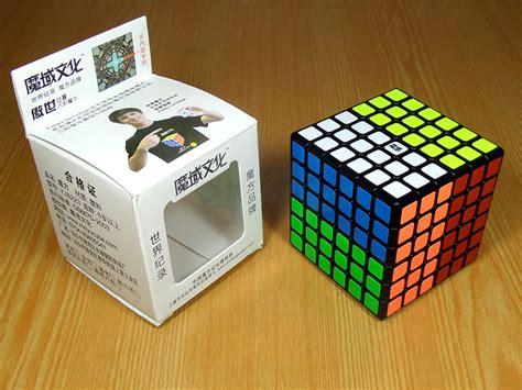 New Arival Premium Rubik 6x6 Kubus Rubik 6x6x6 Harga Murah Murah moyu aoshi 6x6 black white stickerless puzzle shop
