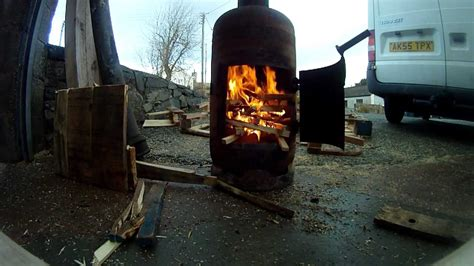Why Does Gas Fireplace Keep Going Out by Pot Belly Gas Bottle Woodburner A