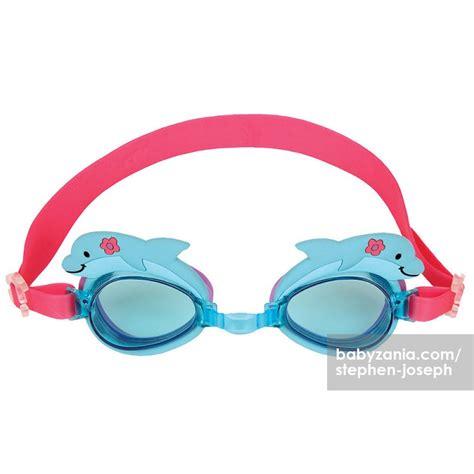 Kacamata Renang Stephen Joseph jual murah stephen joseph swim goggle dolphin mainan di jakarta