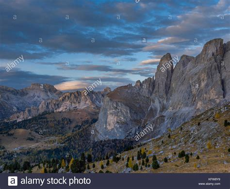 sella bolzano sella mountains south tyrol stock photos
