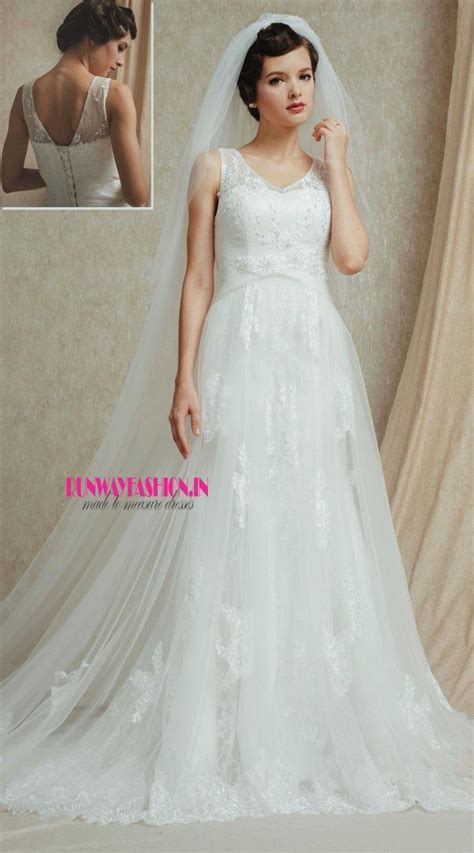 White Bridal Gowns by Christian Wedding Gowns Dresses Custom Tailor Made