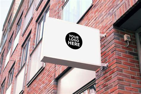 restaurant coffee office signs mockups psd creativetacos