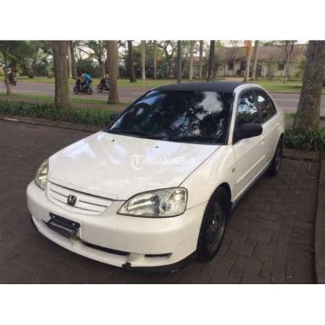 Dijual Ban Resmi Honda Harga Murah Kualitas honda civic 2001 automatic warna putih modif keren harga murah jakarta selatan dijual
