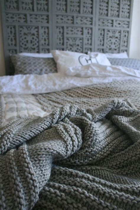 knitted bedspread knitted bedspread bedroom details in