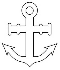 anchor coloring page free coloring pages of boat with an anchor