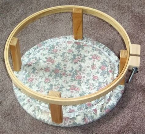 Quilting Hoops For Quilting by Laptop Quilting Hoop Quilting