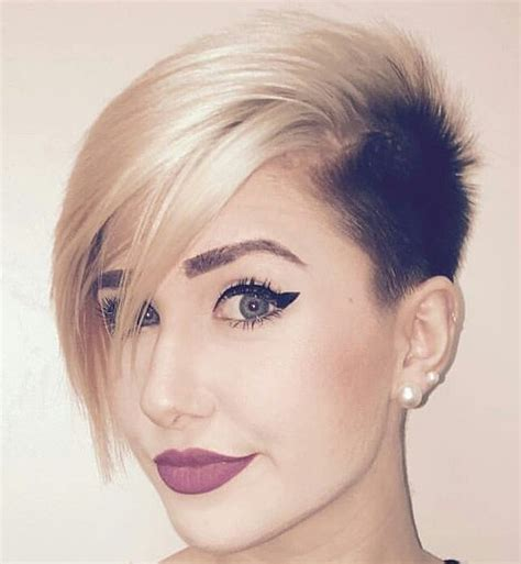 short hair reverse homrew 17 best images about two tone hair on pinterest bobs