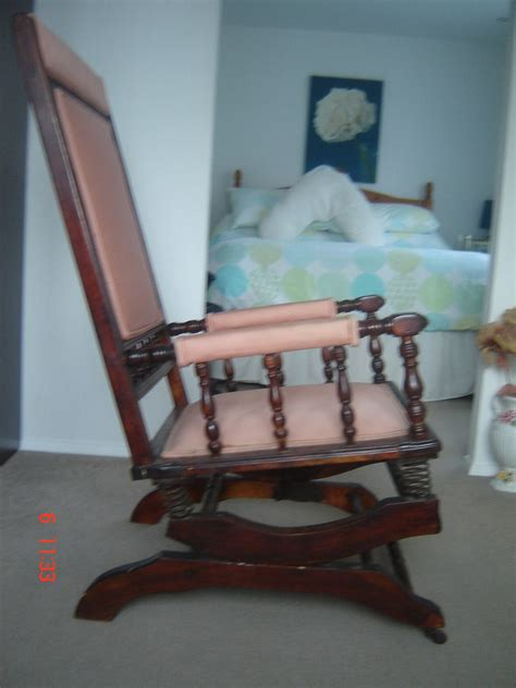 Rocking Chair Springs by Rocking Chair With 6 Suspension Collectors