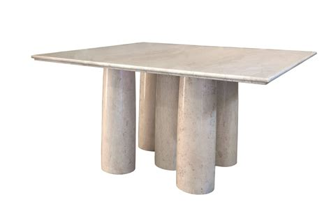 Bellini Dining Table Mario Bellini Quot Colonnato Quot Dining Room Table Edition Cassina For Sale At 1stdibs