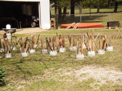 crappie beds cheap bucket stake beds