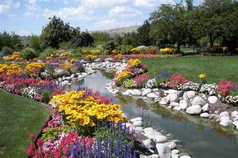pictures gardens utah usa nature pond 1920x1280