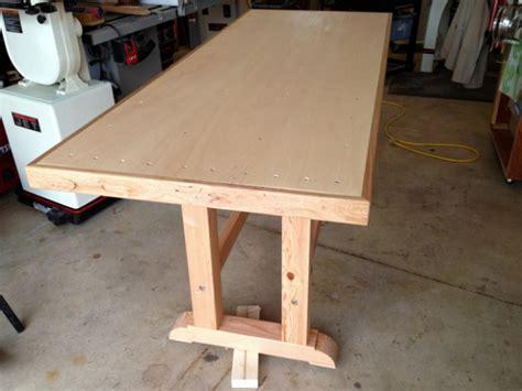 woodworking workbench top woodworking bench tops woodworking talk woodworkers forum