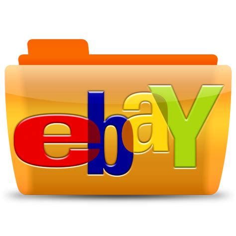 ebay download ebay ordner datei symbol kostenlos von colorflow icons