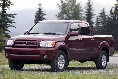2005 Toyota Tundra Reviews 2005 Toyota Tundra Overview Cars