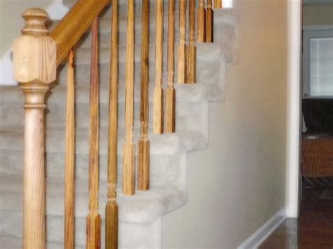 wood banisters and railings wood diy wood railing pdf plans