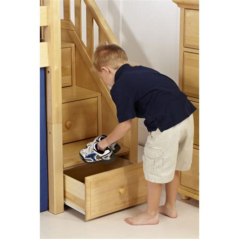 Bunk Bed Stairs Only by Maxtrix Delicious Playhouse Low Loft In W Stairs