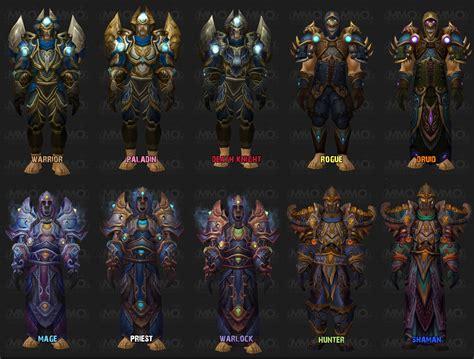 Gamis Model G70 tier 9 armor sets models ptr notes update