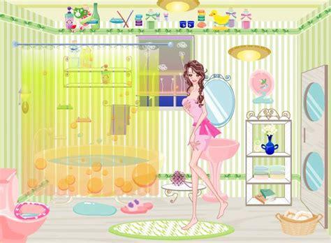 girls bathroom game العاب الترتيب والديكور العاب بنات فقط