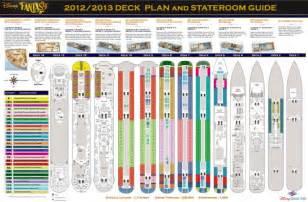 disney cruise floor plans pin by on disney