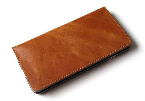 Handmade Leather Cases - the handmade wallet leather iphone 6 and iphone 6 plus