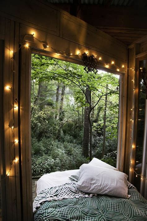 Chic Bedroom Ideas Les Guirlandes Lumineuses De No 235 L En 46 Photos
