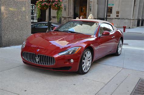 red maserati convertible 100 maserati granturismo convertible red interior