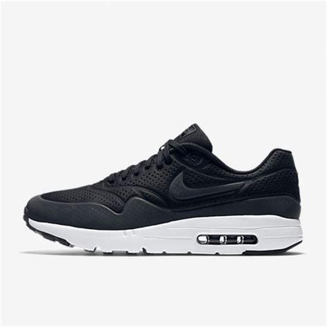 Sepatu Nike Airmax 9 0 Black jual sepatu sneakers nike air max 1 ultra moire black
