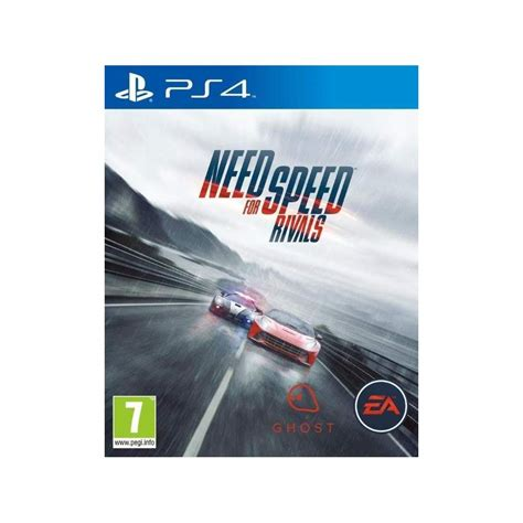 Ps4 Ps 4 Need For Speed Rivals achat need for speed rivals ps4 uk new jeu playstation 4