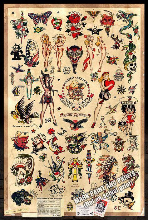 25 Best Ideas About Sailor Tattoos On Pinterest Octopus Nautical Flash 2